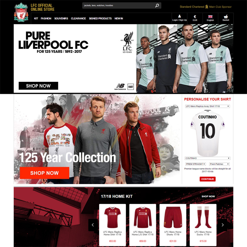 LFC Official Online Store