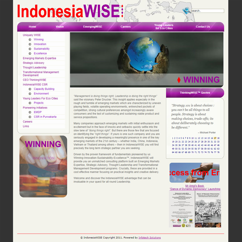 Indonesia WISE